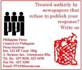yahoo philippine newspapers